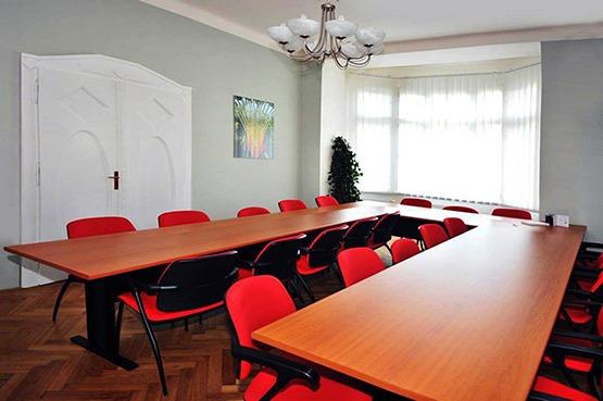 Zasedací místnost v Praze - pronájem